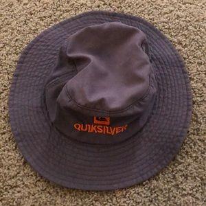 Quiksilver toddler sun hat